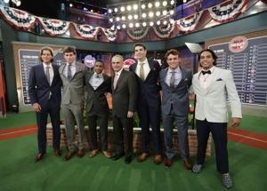 Tigers draft Auburn right-hander Casey Mize with No. 1 pick