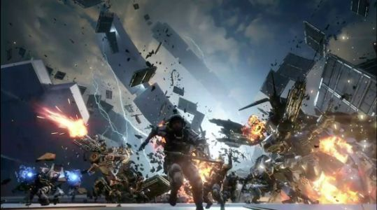 Why Titanfall studio Respawn sold to EA