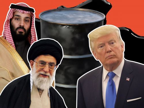 BANK OF AMERICA: Oil is now a 'game of chicken' and completely cutting off Iran could send it soaring to $120 a barrel