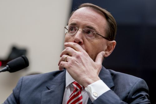 Deputy attorney general grilled by Congress amid attacks on Mueller and the Russia probe
