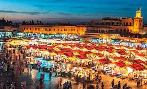 Morocco sees 39% drop in international tourists' numbers