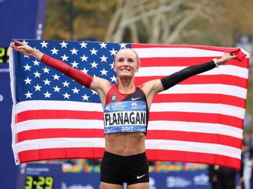 The first American woman to win the New York City Marathon since 1977 took 3 months off from racing this year to recover from a back injury