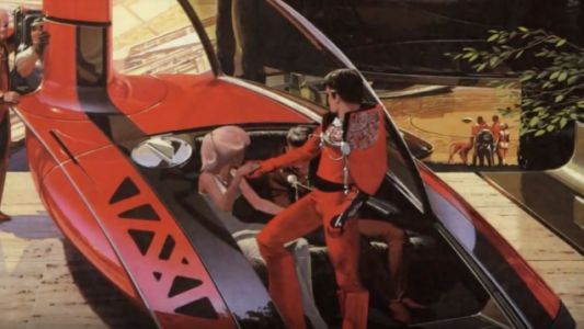 Let's Talk About Syd Mead's Incredible Concept Car Sk