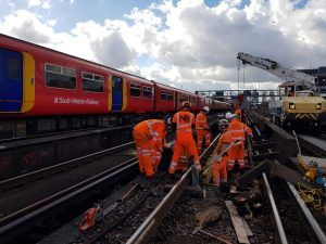 Exciting Opportunities in Hampshire and Dorset to Start a Career in Rail with Network Rail