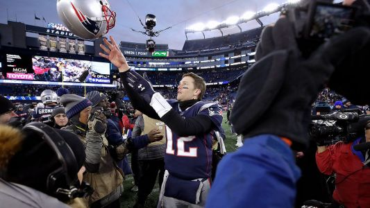 Brady motivated after win sets rematch with Chiefs: 'Everyone thinks we suck'