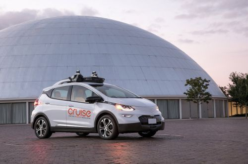 GM could make Wall Street's dreams come true with a spinoff of its Cruise self-driving unit