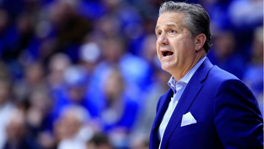 Kentucky coach John Calipari says he is 'overrated as a recruiter'