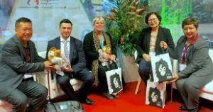Sabah actively engages with European tourism players at ITB Berlin