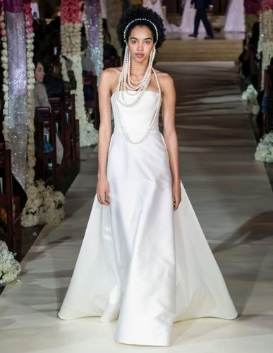 Can't-Miss Runway Looks from Bridal Fashion Week