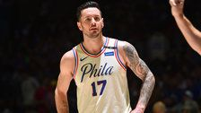 NBA Player J.J. Redick Says He Saw Person In 'Box Or Cage' In Driver's Trunk