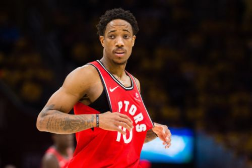 So long to DeMar DeRozan, that rarest of NBA stars who loved Toronto over anywhere else