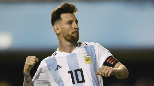 Video: Messi scores hat-trick in Argentina's easy win over Haiti