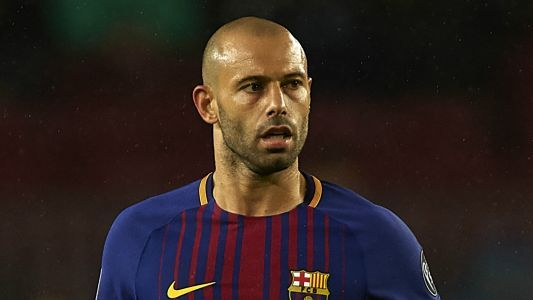 Mascherano to leave Barcelona as Hebei move looms