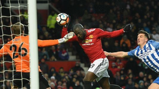 Manchester United through to FA Cup semi-finals with win over Brighton