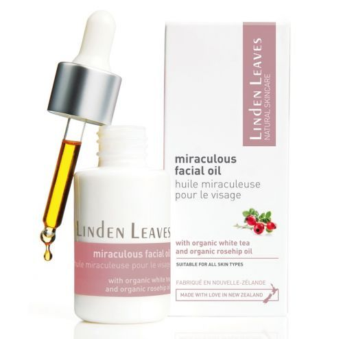 Absolutely miraculous: The new facial oil from Linden Leaves you must try