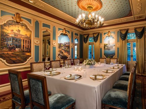 There's a $15,000 hidden dining experience in Disneyland - here's what it's like