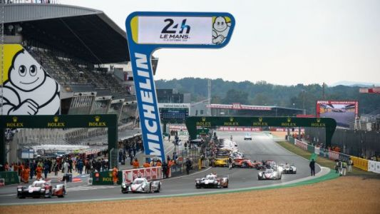 2020 24 Hours of Le Mans, 4 Hours In: Toyota Leads The Charge