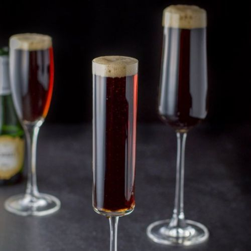 Guinness Red Velvet Cocktail