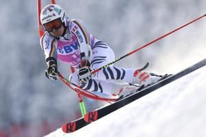 Hirscher dominates again to win World Cup giant slalom