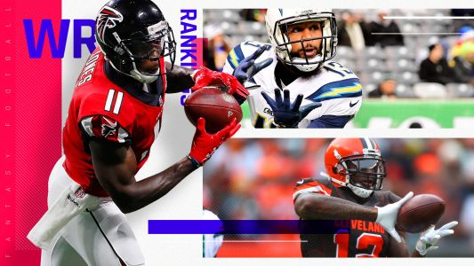 Fantasy Football Rankings 2018: Wide Receiver