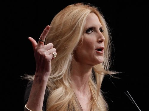 Ann Coulter doubles down: Trump will be 'dead in the water' if he doesn't build the wall