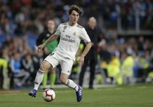 Odriozola set to miss rest of season with shoulder fracture