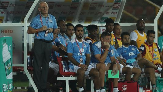 ISL 2017: Steve Coppell - Jamshedpur pitch takes away home advantage