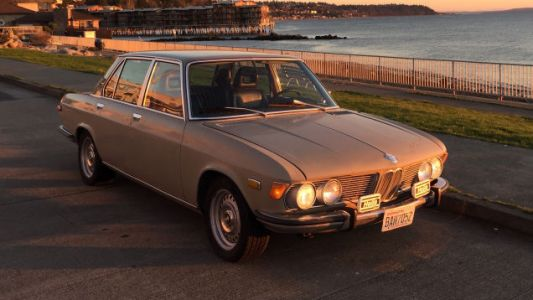 We're Taking This 1970 BMW 2500 From Seattle to New York; Pray for Us