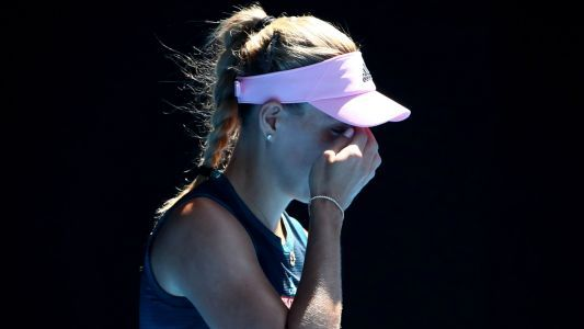Australian Open 2019: Danielle Collins trounces 2016 champion Angelique Kerber