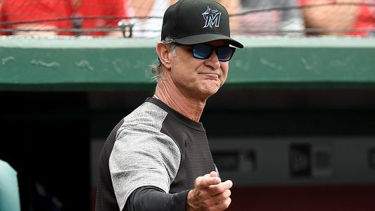 Don Mattingly to remain in charge of Marlins' rebuild with contract extension, reports say