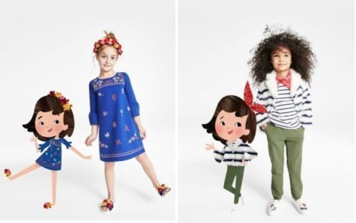 Childrenswear brand launches collection with Instagram's Director of Fashion Partnerships