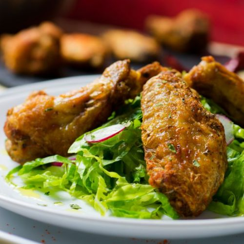 Chicken Wings Recipe | Fried