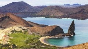 Galápagos Islands in Equador look for conservation of the national park and its environment
