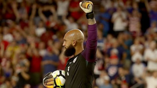 Tim Howard says he will retire following 2019 MLS season