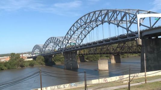 Buck O'Neil Bridge reopens in time for Thanksgiving holiday travel