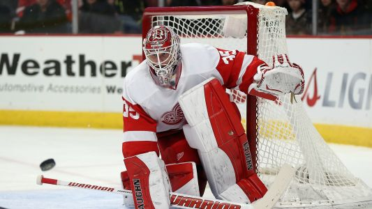 Red Wings sign Jimmy Howard to 1-year extension