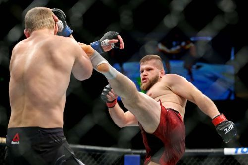 Marcin Tybura wants to ride new team at Syndicate MMA back to rankings after UFC Norfolk
