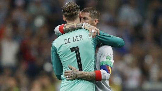 'That happens to the best' - Mourinho backs De Gea after World Cup blunder