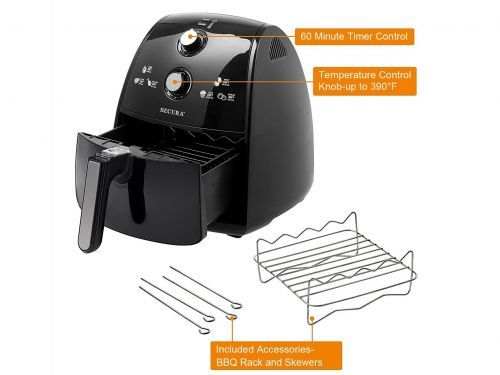 I used this $75 air fryer on a daily basis for a month, and it's now an indispensable part of my kitchen