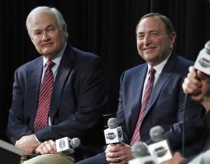 'A step toward normalcy' - NHL shapes a return to play plan