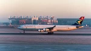 SAA consolidates selected domestic flights and international service to Munich