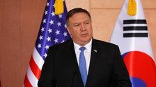 North Korea Sanctions To Remain Until Denuclearization Is Complete, Pompeo Says
