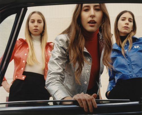 Watch Paul Thomas Anderson's short film about HAIM