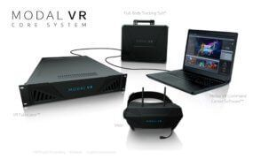 Nolan Bushnell's Modal VR launches next-generation virtual reality platform for enterprises