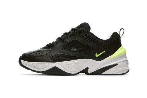 The Nike M2K Tekno Appears in New Black & Volt Colorway