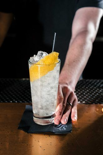 Tequila Swizzle: Salt and Flattery