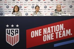 US faces greater challenges this time around at World Cup