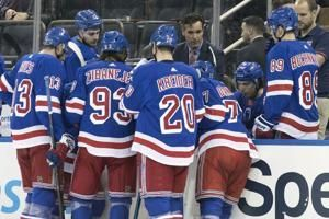 Stepan scores in OT to lift Coyotes to 4-3 win over Rangers