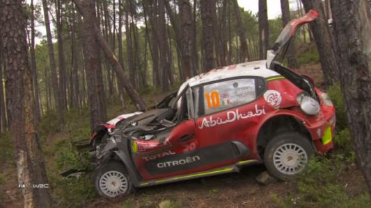 World Rally Championship Driver Kris Meeke Fired For Crashing Too Much