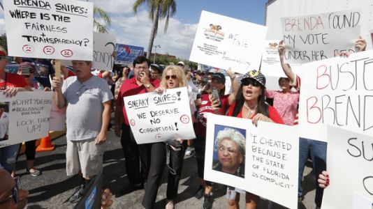 Broward County to undergo machine recount in Florida midterm races